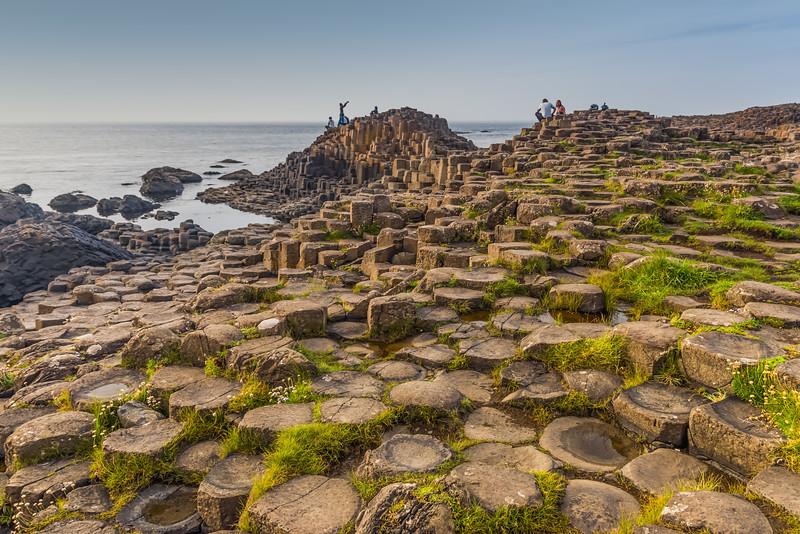 NORTHERN IRELAND-GIANT'S CAUSEWAY