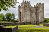 REPUBLIC OF IRELAND-BUNRATTY CASTLE AND FOLK PARK