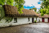 REPUBLIC OF IRELAND-BUNRATTY CASTLE AND FOLK PARK
