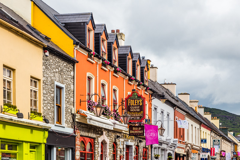 REPUBLIC OF IRELAND-RING OF KERRY-KENMARE
