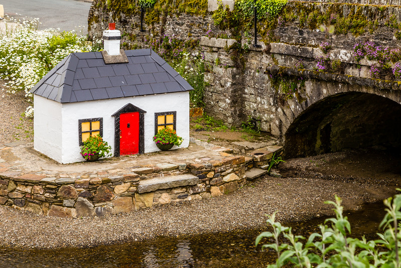 REPUBLIC OF IRELAND-BLACKWATER-DUCK HOUSE