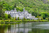 REPUBLIC OF IRELAND-COUNTY GALWAY-KYLEMORE ABBEY