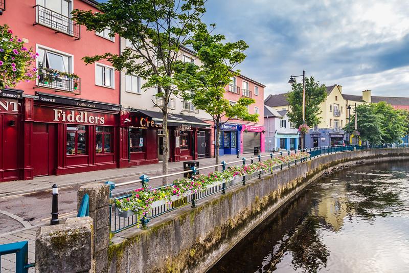 REPUBLIC OF IRELAND-SLIGO-Garavogue [RIVER]