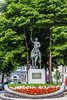 REPUBLIC OF IRELAND-WATERFORD-THOMAS FRANCIS MEAGNER STATUE