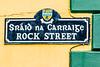 REPUBLIC OF IRELAND-RING OF KERRY-KENMARE-ROCK STREET