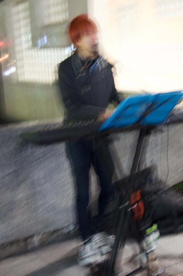 Piano Man I