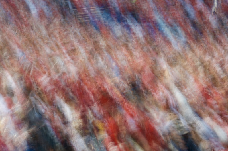 Crowd Abstract 2