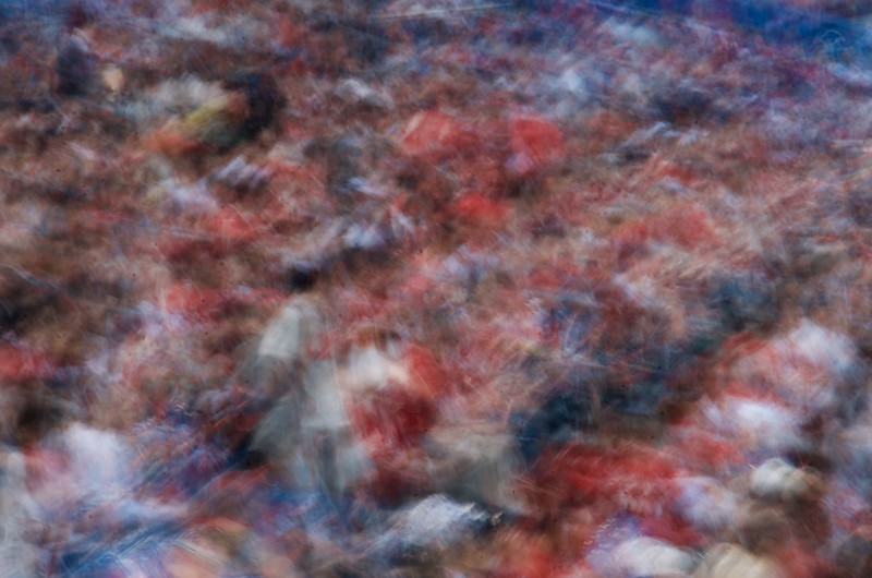 Crowd Abstract 1