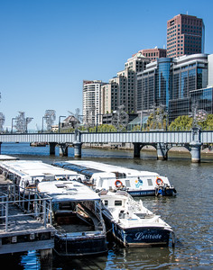 Yarra River boats
