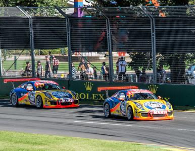 Melbourne V8 Supercars