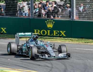 Nico Rosberg #6