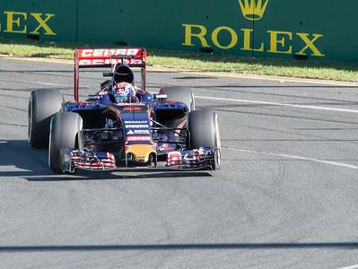 Melbourne Formula 1 Grand Prix 2015