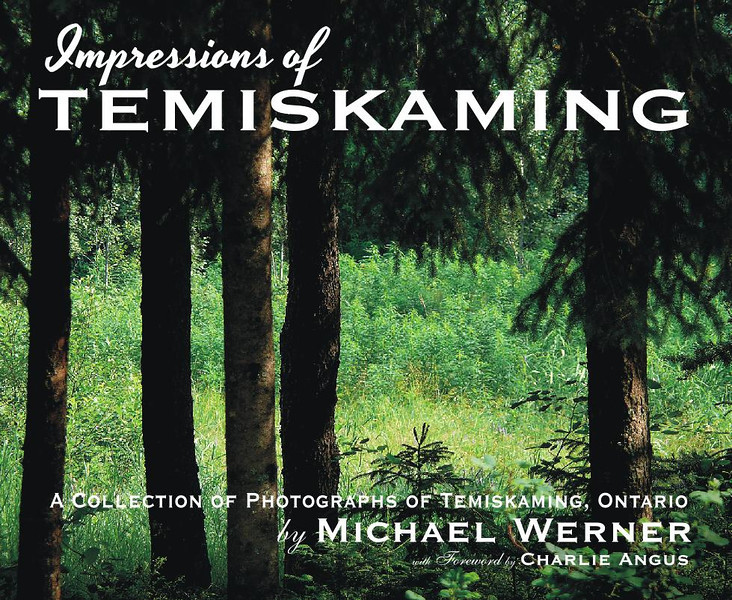 This beautiful hardcover book is 8.75 x 11.5 inches, in landscape orientation. Visitors to Temiskaming will find the book an elegant keepsake of the Temiskaming area. Locals, too, will find it an enjoyable, attractive and informative coffee-table book. The images in this book will strike a familiar, resonant chord for those who have lived even a small portion of their lives amidst the exhilarating and picturesque Temiskaming landscape.  Below are some sample page spreads from the book.