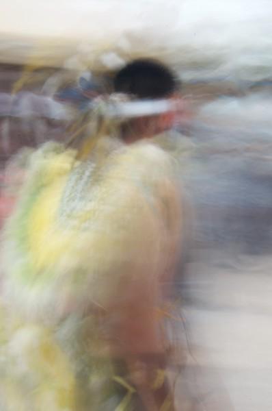 Pueblo Dancer III