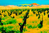 ART - Vineyard Impressions - Spring #10