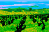 ART - Vineyard Impressions - Spring #5