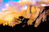 ART-Half Dome in storm clearing #1