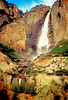 ART-Yosemite Falls - upper & lower scene #4