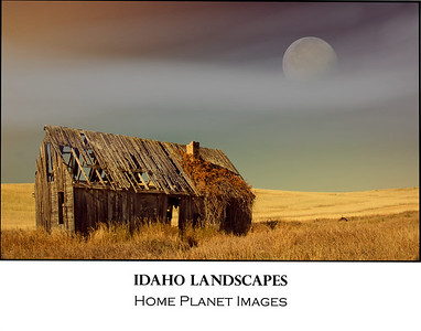 Idaho Landscapes Poster