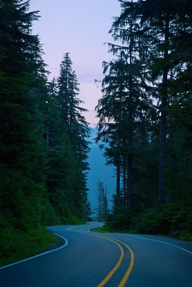 Emerald Drive<br /> Mt. Baker Wilderness, Washington State, USA