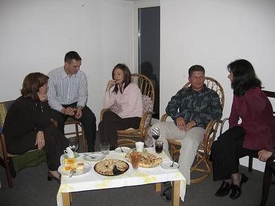 Spotkanie u Klimy