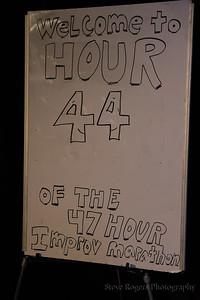 47 Hour Marathon Hour 44 Secret Show
