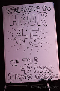 47 Hour Marathon Hour 45 Available Cupholders