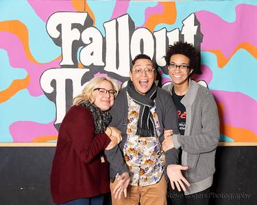 Austin Improv Potluck and Family Reunion 2018