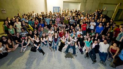 2011 AIC Family Photograph (original)