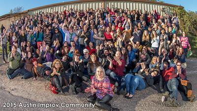 2015 Austin Improv Community
