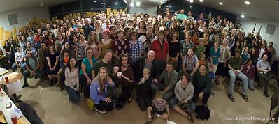 2012 AIC Family Photograph