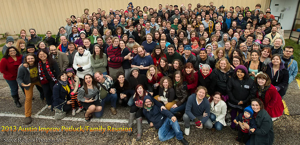 2013 AIC Family Photograph