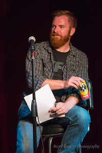 Competitive Erotic Fan Fiction - Austin Sketch Fest 2014
