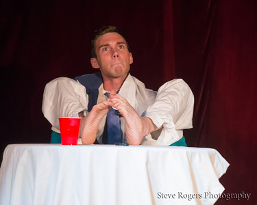 Rabbit Rabbit performs Austin Sketch Fest 2014