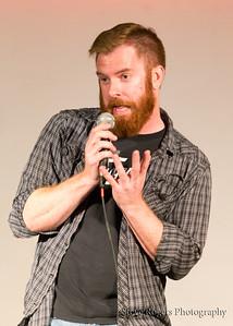 Bryan Cook hosts Austin Sketch Fest 2014