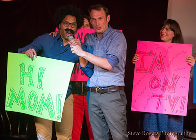 Stone Cold Fox at the 2014 Austin Sketch Fest
