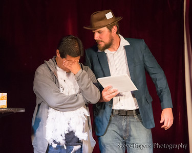 The Hustle Show - Austin Sketch Fest 2014