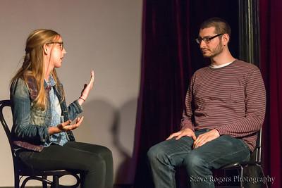 Why We Broke Up @Austin Sketch Fest 2014