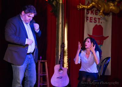 Austin Sketch Fest Day 4 Highlights 5/21/2015 8:30 Show