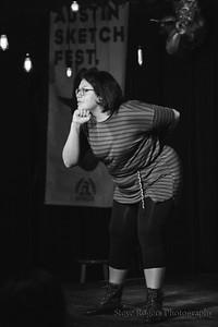 Austin Sketch Fest: Nephew, Vanessa Gonzalez, Abby Rosenquist