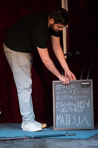 Austin Sketch Fest: Waterbed with Mac Blake and Martha Kelly