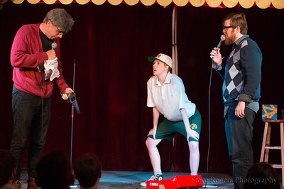 Austin Sketch Fest: Waterbed with Mac Blake and Martha Kelly