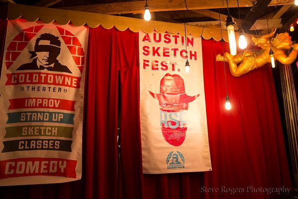 Austin SketchFest - Mac Blake 5/28/2016