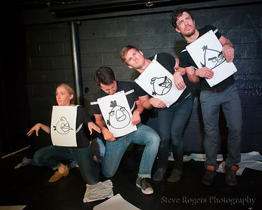 THE BACKPACK (ATX) - Austin Sketch Fest 5/24/2017