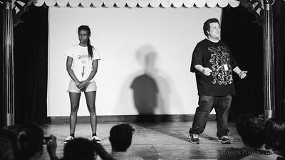 Definition Of Knowledge (CA)- Austin Sketch Fest 5/27/2017