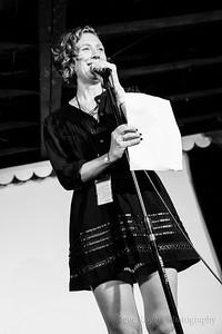 Courtney Hopkin, Host - Austin Sketch Fest 5/27/2017