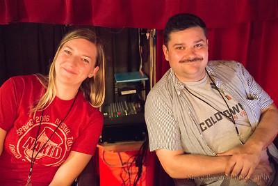 Carina Magyar, Host/Stand Up- Austin Sketch Fest 5/26/2017