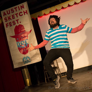 UCBT Characters Welcome - Austin Sketch Fest 5/25/2017