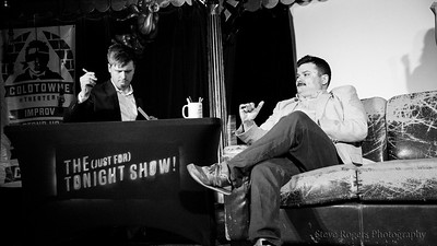 The (Just For) Tonight Show! - Austin Sketch Fest 5/26/2017