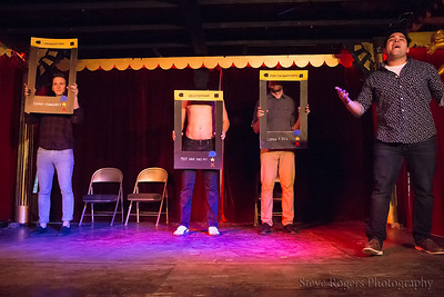 This Is Not The Gayest Show You'll Ever See - Austin Sketch Fest 5/27/2017